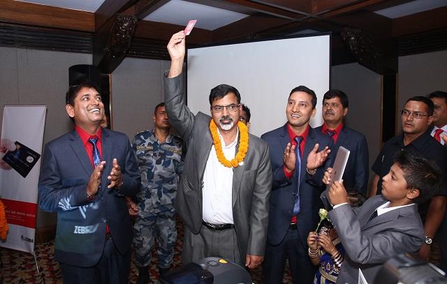नेपालमा नै स्मार्ट लाइसेन्स, एटीएम, स्मार्ट कार्ड बनाउने प्रविधि भित्रियो