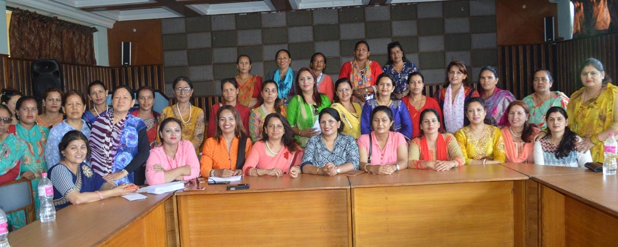 महिला उद्यमी मेलाको आयोजनाप्रति जनप्रतिनिधी र क्रियाशील महिलाहरु उत्साहित